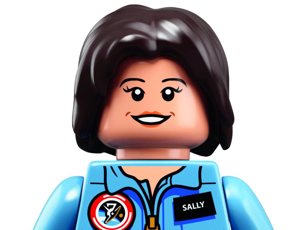 Végre jönnek a női példaképek LEGO-ból