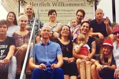 Egy osztrák nagycsaládos nagymama története: öt gyermek, kilenc unoka