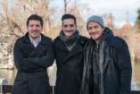 Családvarázs Vastag Csabával, Tamással és testvérükkel Balázzsal