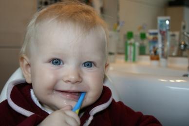 Hogyan fejlődnek a gyermekek fogai?
