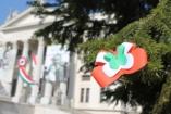 Óriás huszárszínező, játszóház és ajándék tárlatvezetések a nemzeti ünnepen
