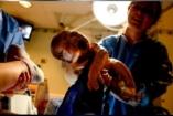Saját szülését fotózta az anyuka (VIDEÓ)