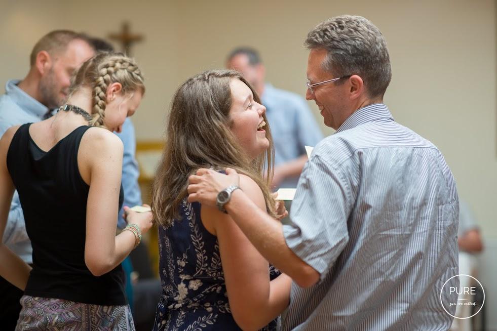 """""""Egy lány életében a legmeghatározóbb férfi az apja"""" - Apa-lánya napokat szervezett a Pure Program"""