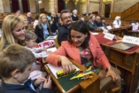 Pro Familiae Hungariae díjjal tüntették ki Novák Katalint