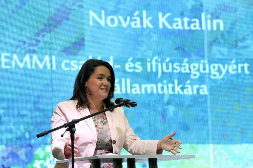Novák: a héten indul a családok támogatásáról szóló nemzeti konzultáció
