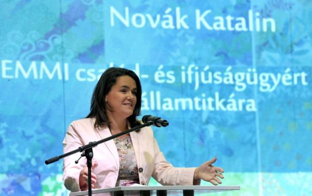 Novák: a családok éve után tovább erősödhet a családbarát Magyarország
