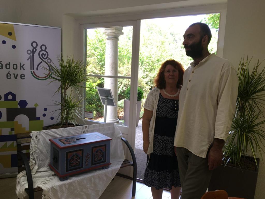 Párterapeuta és bútorkészítő iparművész házaspár az idei Kopp-Skrabski-díjasok