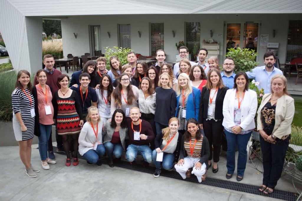 Fiatal lobbisták a családokért