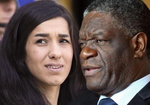 A szexuális erőszak áldozatainak ajánlják az idei Nobel-békedíjakat