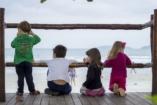 Ezért könnyebb négy gyerekkel, mint hárommal