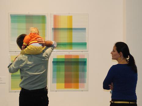 Mama, nézd! a Vasarely Múzeumban is