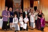 A gyermekvédői munka elismeréséért - Mága Zoltánt is Szent Antal-díjjal jutalmazták