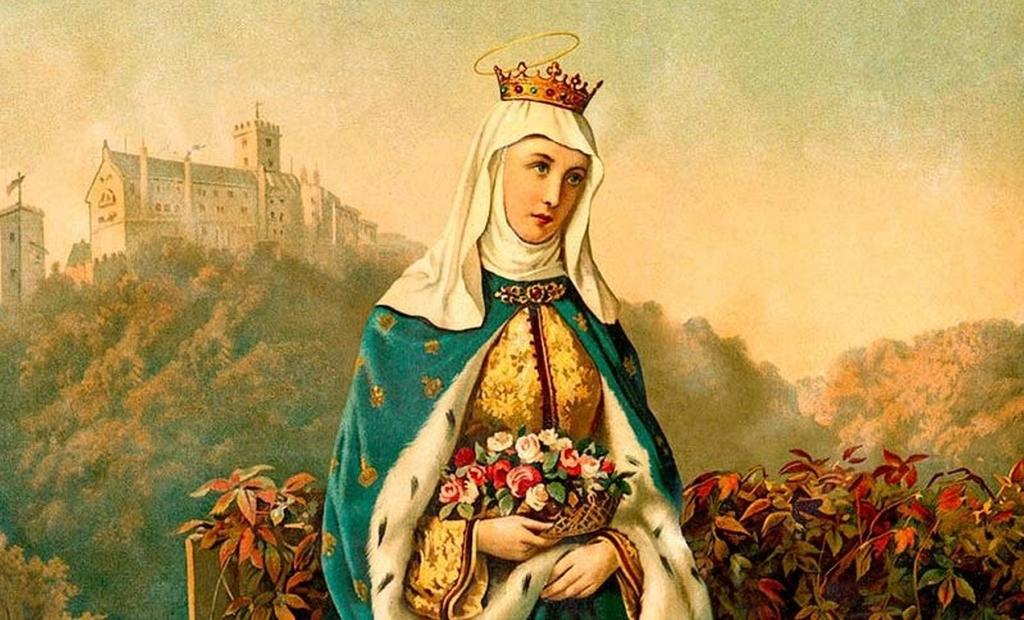 Szent Erzsébet ma is példa mindannyiunk számára