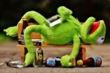 A kamasz ne igyon alkoholt!
