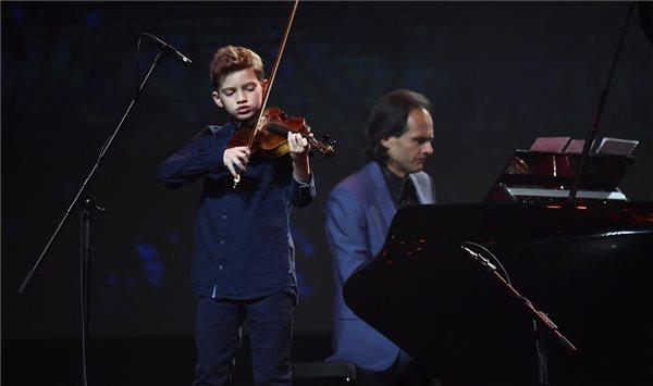 Koncerttel zárult a Családok éve Budapesten