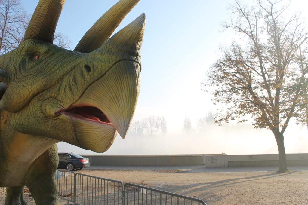 Kedvezményes belépő dinó-rajongóknak a szegedi kiállítás utolsó hetében