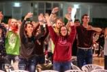 Itt vagy? – Ezer fiatal remélt igenje a Panama-napon