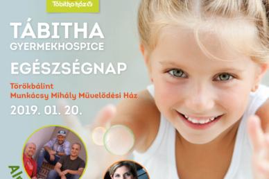Az Alma együttes is fellép a gyermekhospice-házat támogató rendezvényen