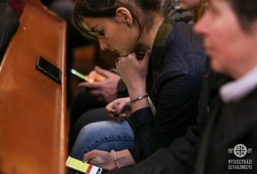 Mit írna Jézus az Instámra? – Egyházmegyei görögkatolikus ifjúsági találkozó Nyíregyházán