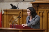 """Novák Katalin: """"Azt szeretnénk, hogy a fiatalok a lehetőségeket lássák, ne az akadályokat"""""""