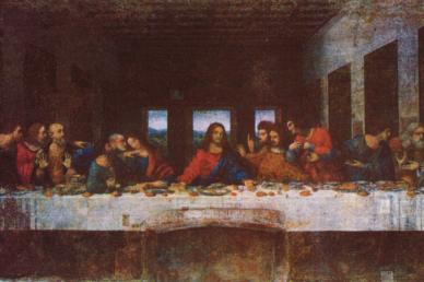 Nagycsütörtökön az Utolsó Vacsora felidézésével az Eucharisztia alapítására emlékezünk