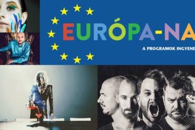 Ingyenes programokkal vár az Európa-nap vasárnap a Szabadság téren