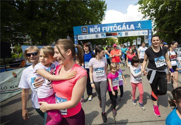 Novák Katalin: a sport is együtt töltött minőségi idő