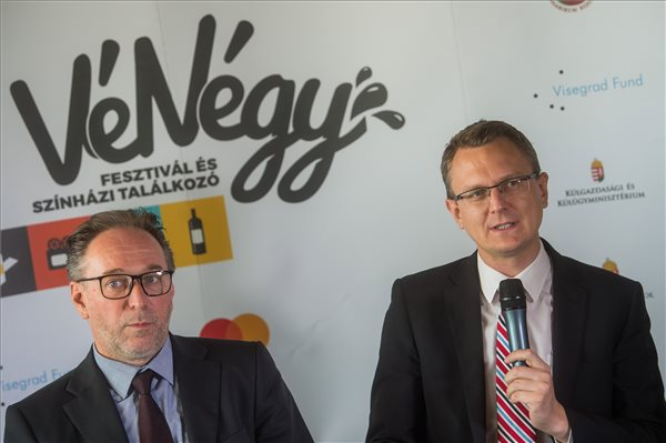 Színházi előadások és koncertek a VéNégy Fesztivál kínálatában